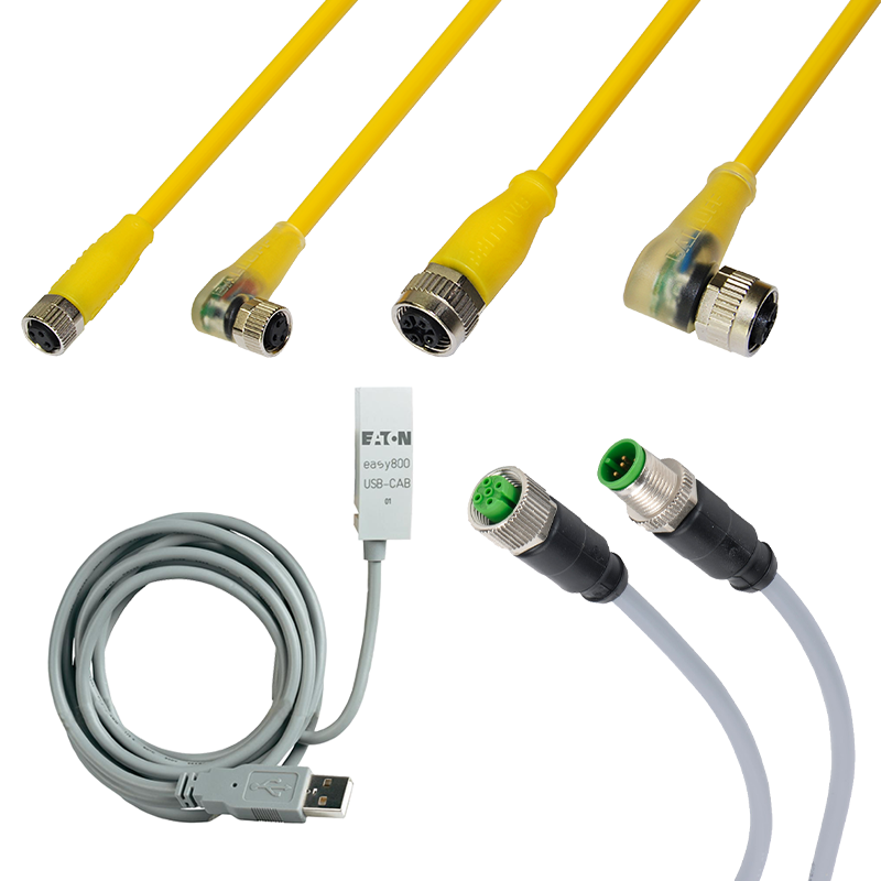 Cables and Plug Connectors