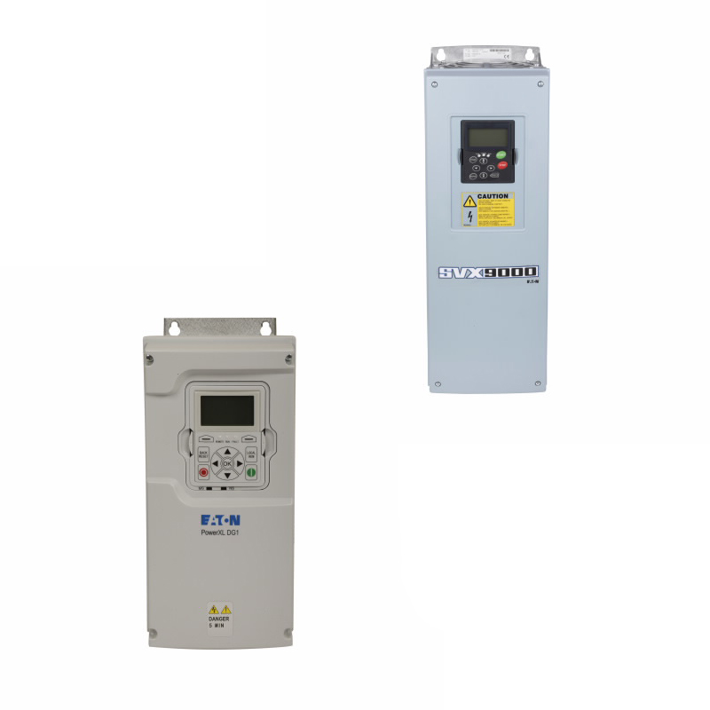 Drives & Soft Starters