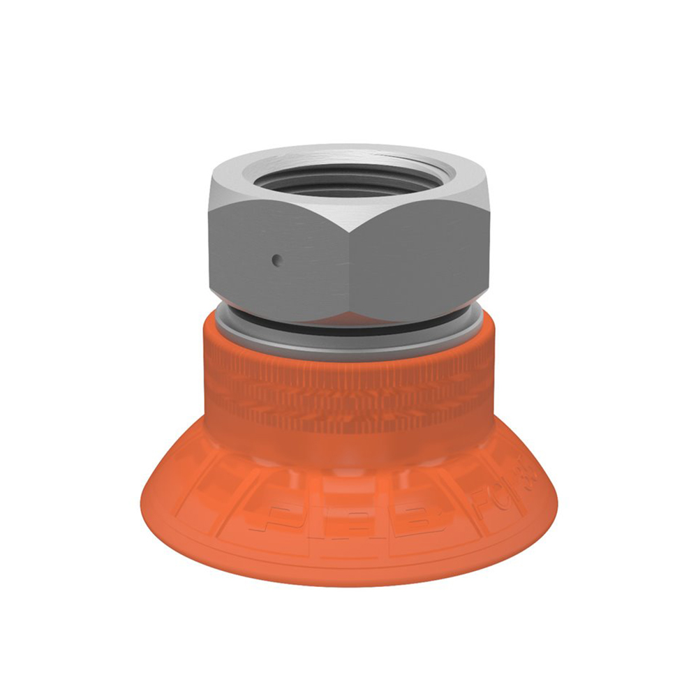 Flat Concave - Friction Cups