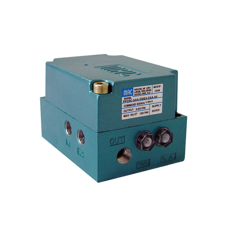 Proportional Pressure Controller