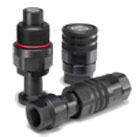 Parker FET Series High PRessure Non Spill Quick Couplings