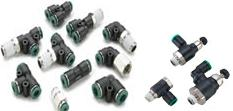ParkerPneumatic Automation Connectors