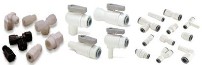Parker Water & Beverage Fittings