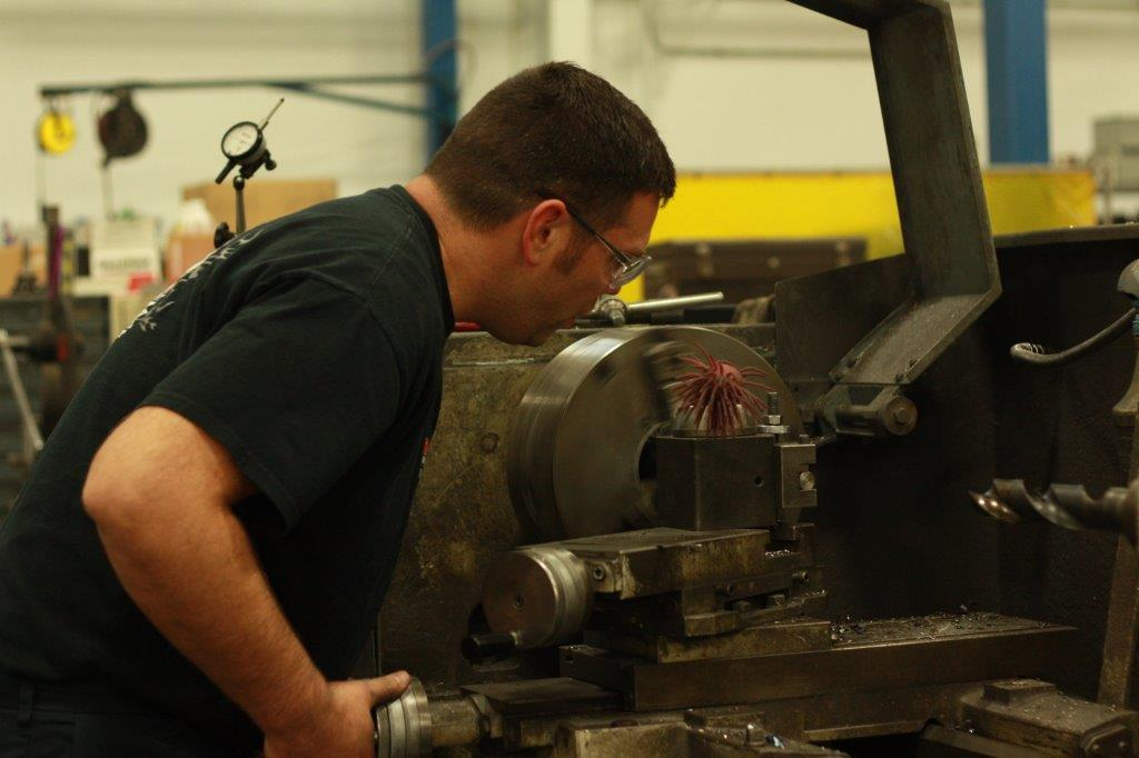 Air Hydro Power's Experienced Machinists