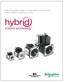 Schneider mdrive hybrid technology papers