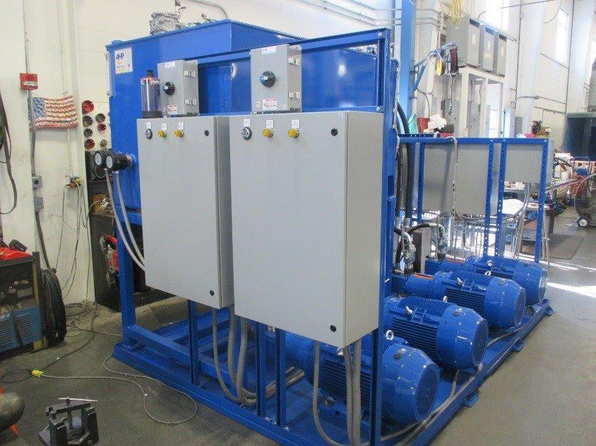 Air Hydro Power hydraulic power units