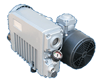 Airtech L-Series Oil Lubricated Rotary Vane Vacuum Pumps