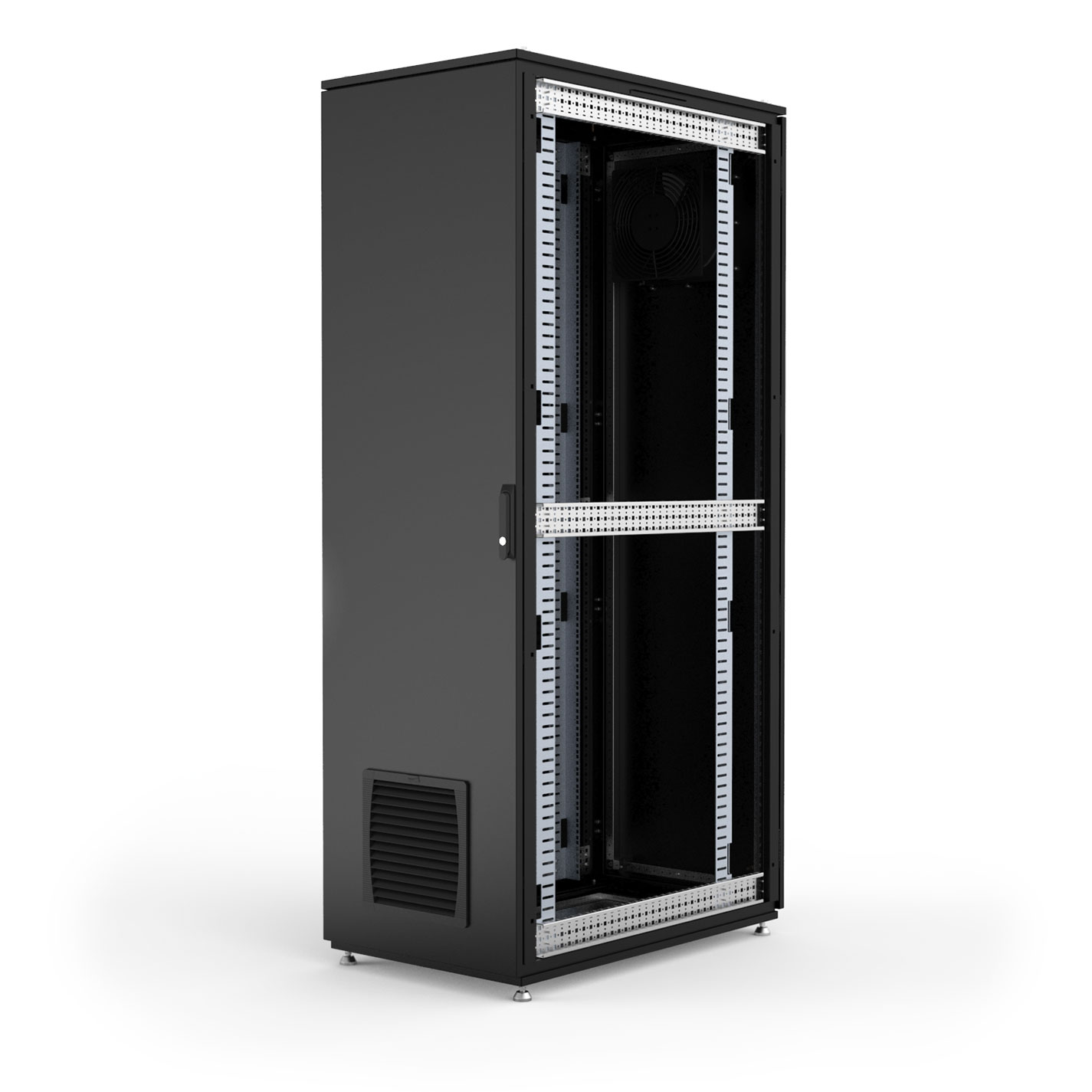 Hammond Rack and Rack Cabinets
